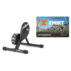 Wahoo Kickr Core smart trainer + Zwift membership card subscription 2019