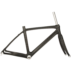 "Baby Racing 24"" UD carbon frame with fork"