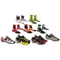 Sidi Eagle 7 shoes + X-Socks Biking Pro socks kit 2017