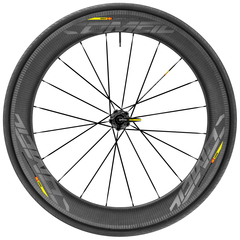 Mavic Comete Pro Carbon SL tubular rear wheel 2017