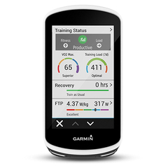 010-01758-11 Garmin Edge 1030 GPS Bundle bike computer 2018