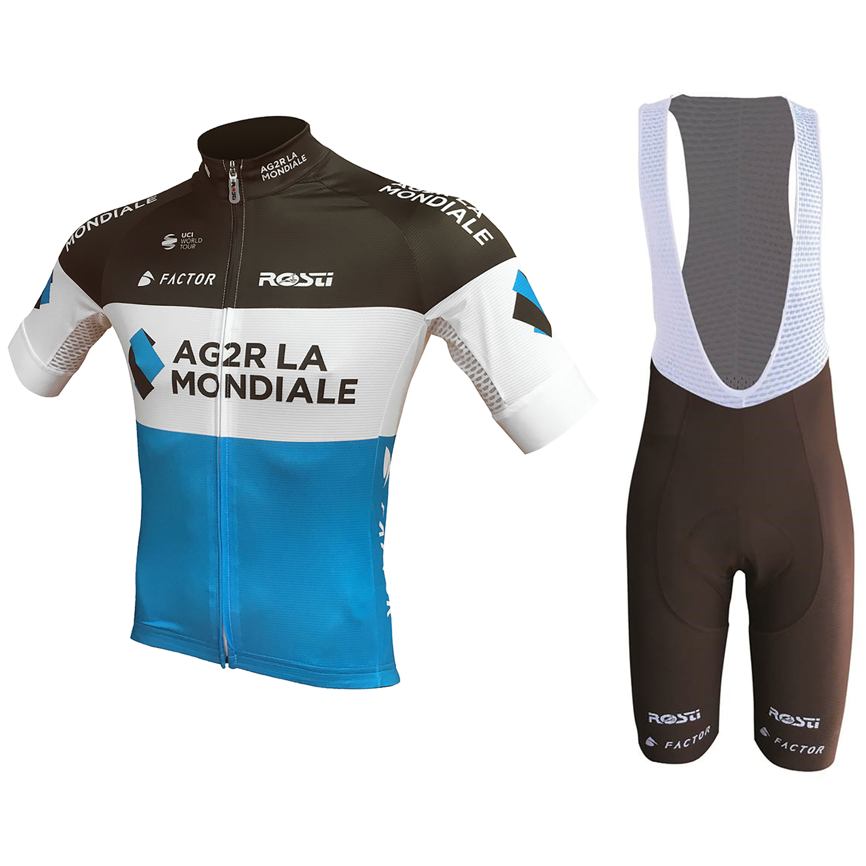 Arm- & Beinlinge AG2R La Mondiale Knee warmers