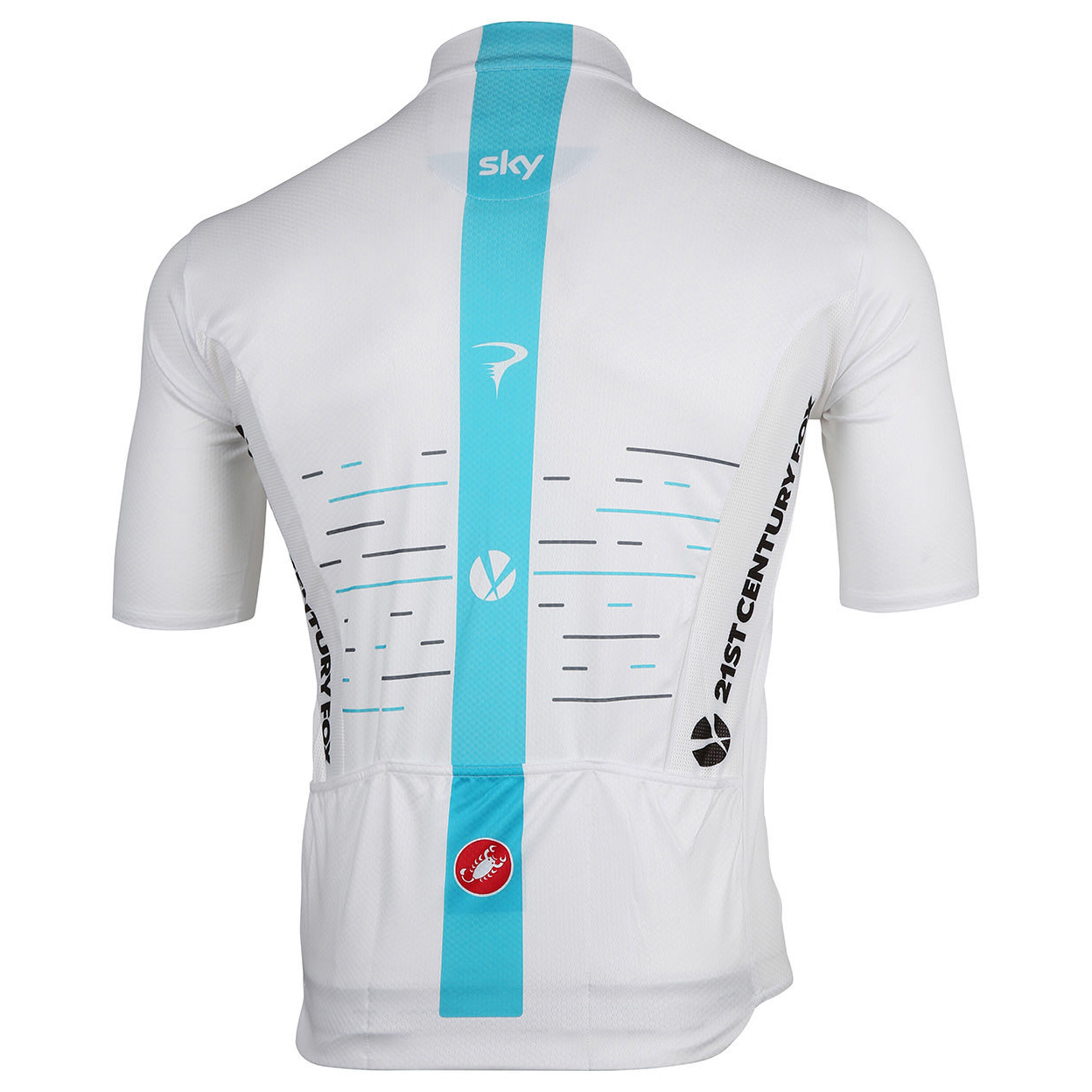 a7da5cde9 Castelli Podio Team Sky Tour De France jersey. Brand  Castelli. Be the  first to review this product