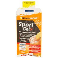 Named Sport Gel Glucogenetic dietary supplement