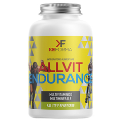 KeForma AllVit Endurance dietary supplement 2018