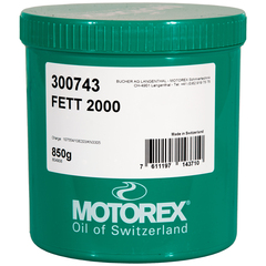 Motorex Bike Grease 2000 2018
