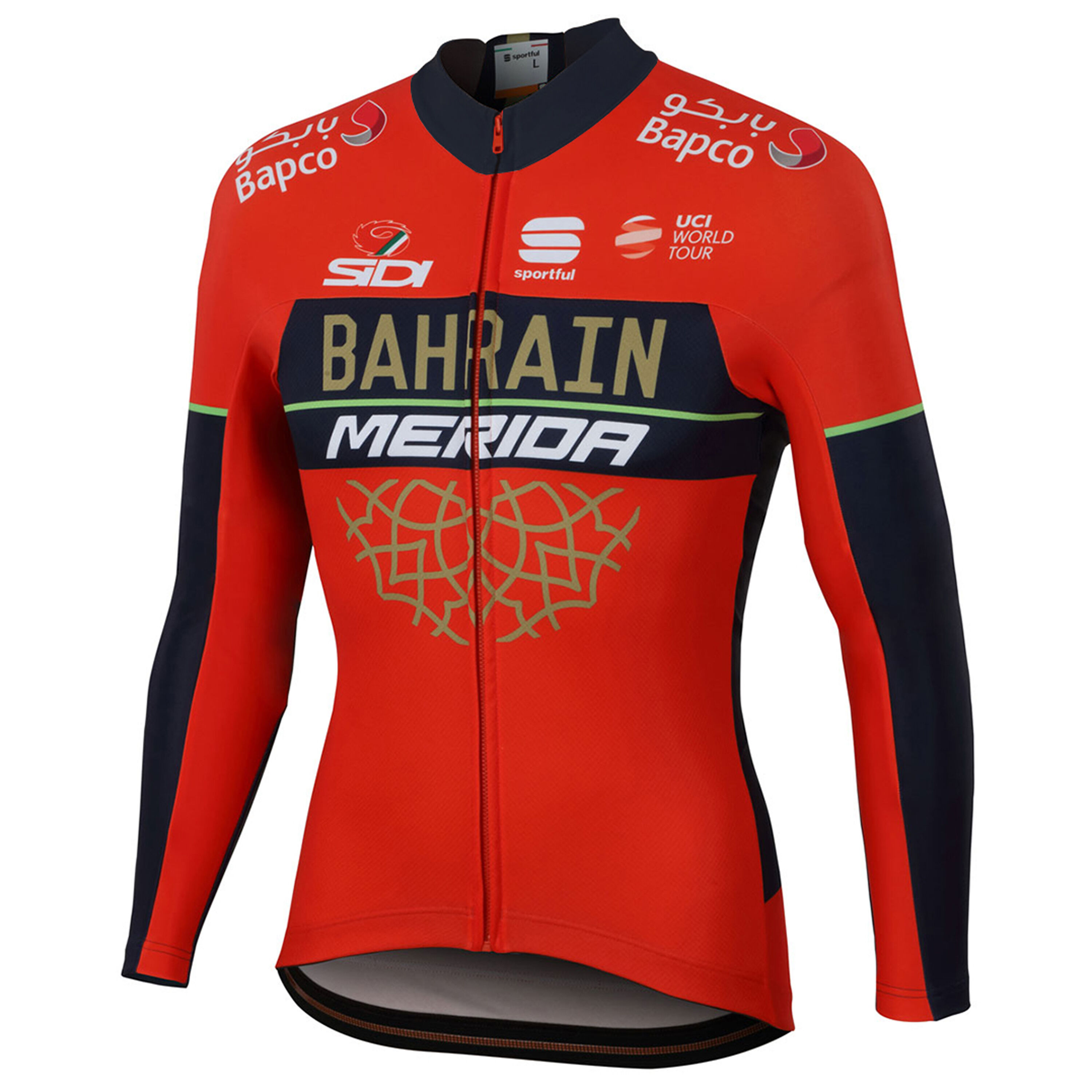 Be the first to review this product. Sportful Bodyfit Pro Thermal Team  Bahrain Merida jersey 2018 · Sportful ... 69f0b92f6