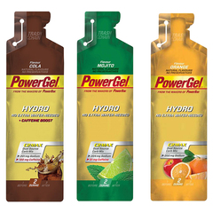 PowerBar PowerGel Hydro dietary supplement 2018