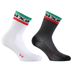 Sixs Flag Italy socks 2018