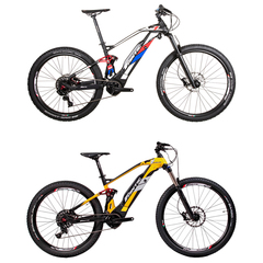 Fantic XF1 Integra Trail 140 bike