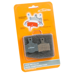 Alligator Magura MT semimetallic disc brake pads