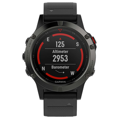 Garmin Fenix 5 watch 2019