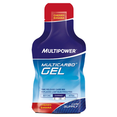 Multipower Multicarbo Gel dietary supplement