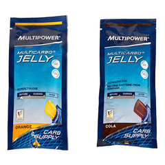 Multipower Multicarbo Jelly dietary supplement