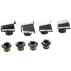 Rotor bolt cover kit for Shimano Ultegra 110x4