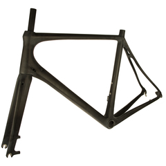 Full Monocoque carbon disc frame kit
