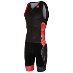 Castelli Free Triathlon Sanremo Suit Sleeveless body