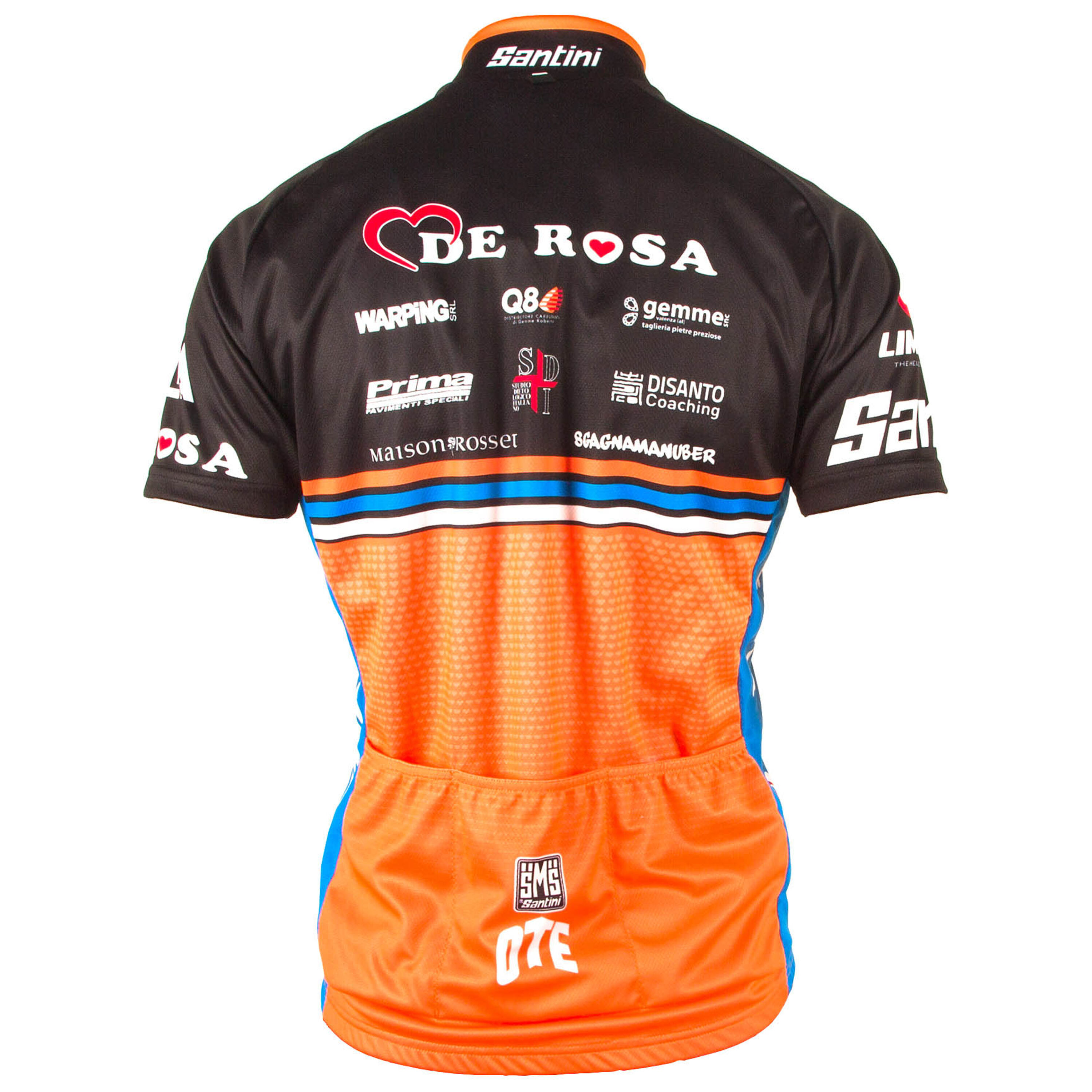 b202c5e79 Santini Team De Rosa jersey. Brand  Santini. Be the first to review this  product