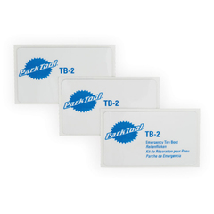 Park Tool Emergency Tire Boot 3 self-adhesives patches kit TB-2