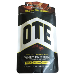 OTE Whey & Casein Protein Recovery Drink dietary supplement