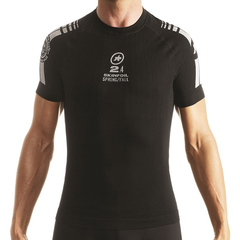 Assos SS.Skinfoil Spring/Fall Evo7 base layer shirt