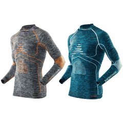 X-Bionic Energy Accumulator Evo turtle neck base layer shirt