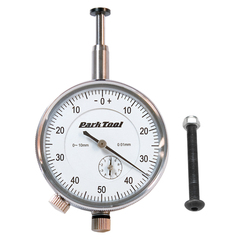 Park Tool DT-3i dial indicator for DT-3 tool