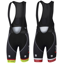Sportful Classic Pro Team Trek Segafredo bib shorts 2017