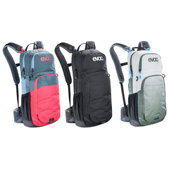 Evoc CC 16 L + 2 L bladder backpack 2017
